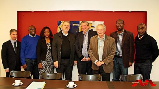 R union avec cbl acp articles accueil for Chambre de partenariat euro afrique de belgique